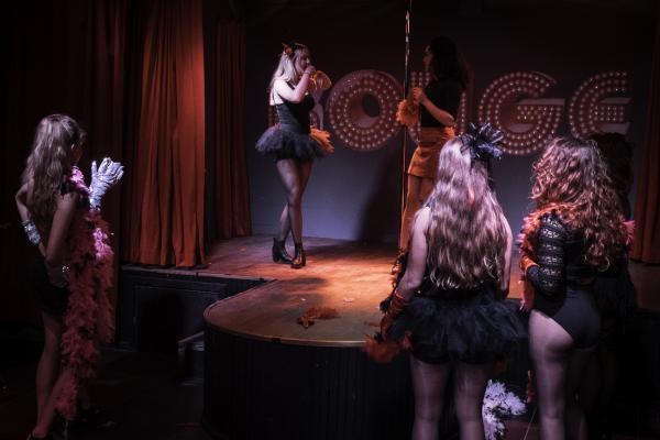 Workshop Burlesque in Genk