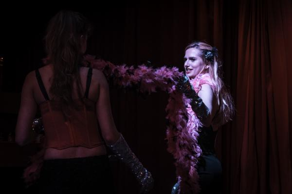Workshop Burlesque in Genk